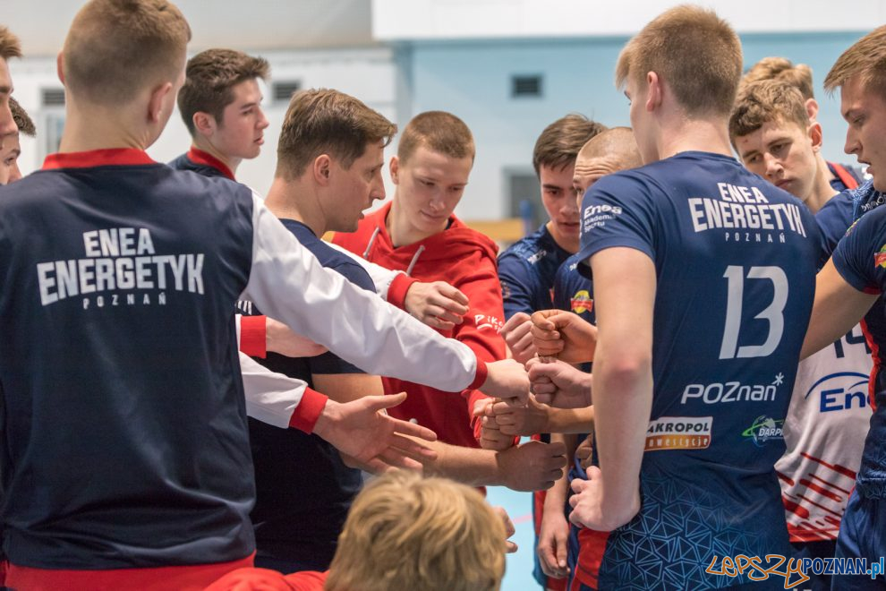 Enea Energetyk Poznań - Legion Św. Katarzyny Skalmierzyce (III  Foto: lepszyPOZNAN.pl/Piotr Rychter