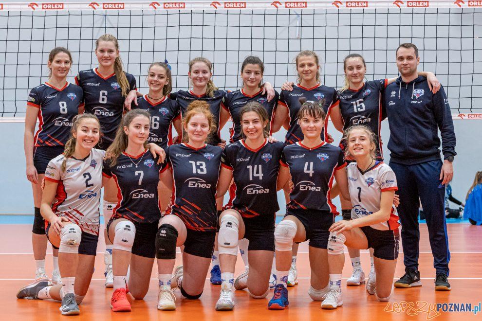 Enea Energetyk Poznań - AZS UMK PBDI Toruń (2. liga)  Foto: lepszyPOZNAN.pl/Piotr Rychter
