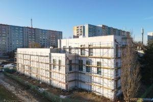 budowa sali gimnastycznej przy szkole podstawowej nr 68  Foto: materiały prasowe / PIM