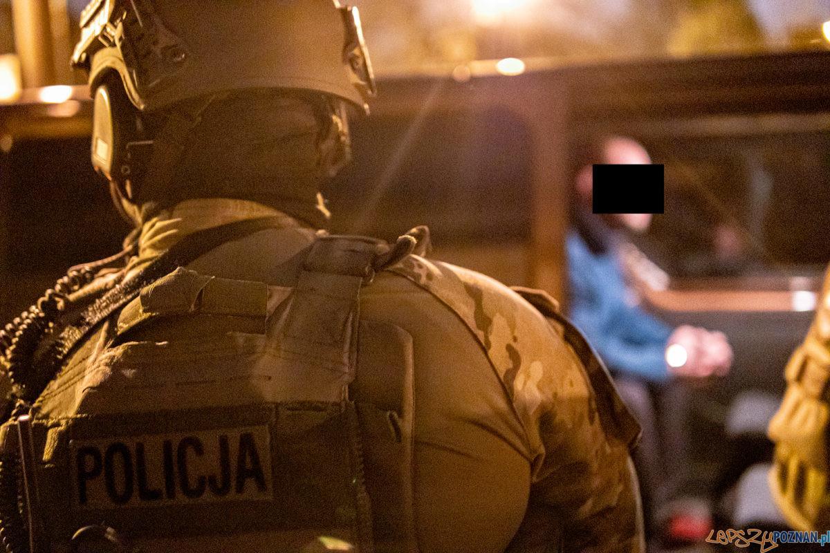 Rozbity gang handlujący narkotykami Foto: CBŚP