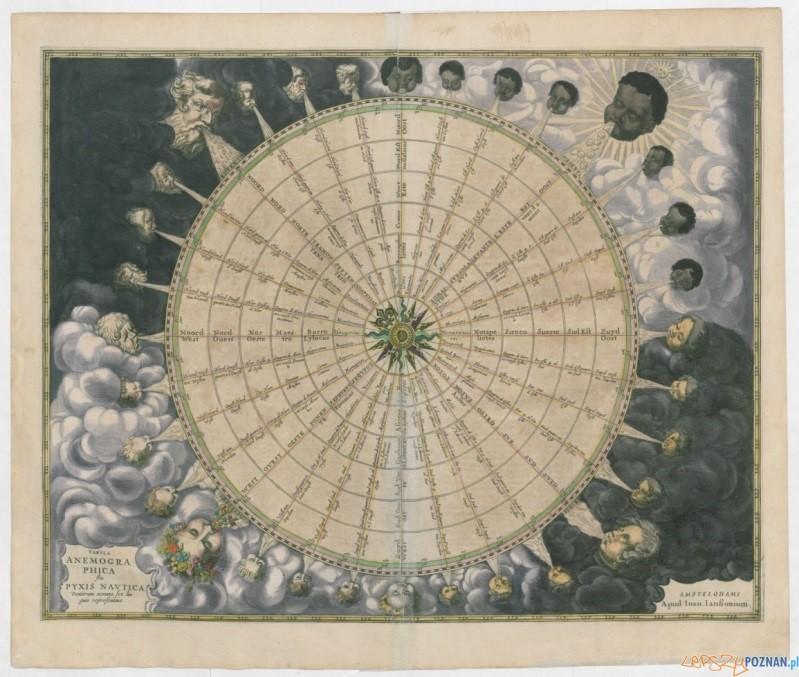 Das fȕnffte Theil des Groβen Atlantis welches begreiffet die Wasser-Welt Foto: Biblioteka Raczyńskich