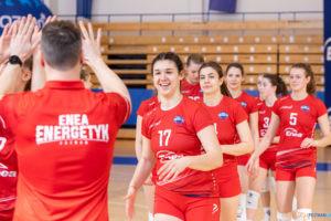 1//4 Mistrzostw Polski Juniorek - Enea Energetyk Poznań - ŁMLK  Foto: lepszyPOZNAN.pl/Piotr Rychter