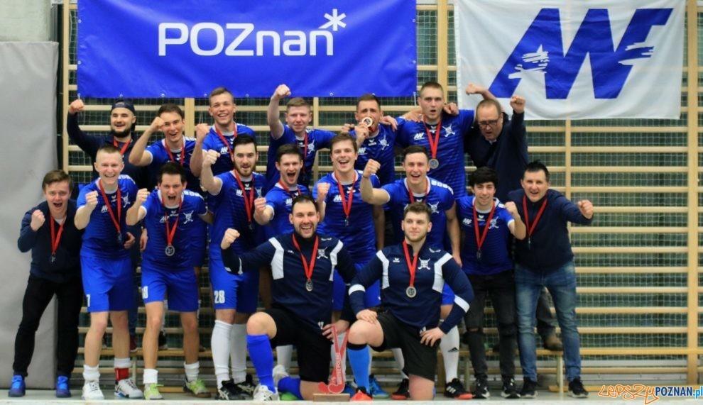 Halowe Mistrzostwa Polski - AWF - Mistrz Polski  Foto: materiały prasowe / PZHT