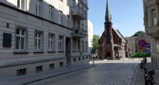 Piekary - w tym miejscu mieszkał w Poznaniu Juliusz Słowacki  Foto: Tomasz Dworek