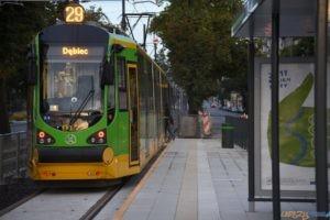 Krolowej Jadwigi tramwaj torowisko przystanek 2017_09_03 (19)  Foto: UMP / materiały prasowe
