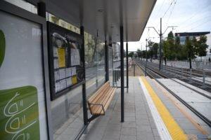 Krolowej Jadwigi tramwaj torowisko przystanek 2017_09_03 (20)  Foto: UMP / materiały prasowe
